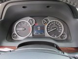 2015 Toyota Tundra Limited CrewMax Gauges