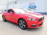 2015 Race Red Ford Mustang V6 Coupe #102552245