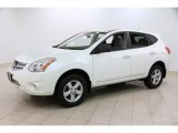 2012 Nissan Rogue S AWD Data, Info and Specs