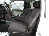 2012 GMC Sierra 1500 Interiors