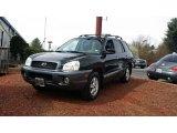 2003 Black Obsidian Hyundai Santa Fe GLS 4WD #102552631