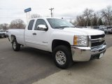 2010 Chevrolet Silverado 2500HD LT Extended Cab 4x4 Data, Info and Specs