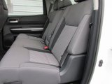 2015 Toyota Tundra SR5 CrewMax 4x4 Rear Seat