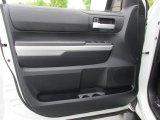 2015 Toyota Tundra SR5 CrewMax 4x4 Door Panel