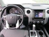 2015 Toyota Tundra SR5 CrewMax 4x4 Dashboard