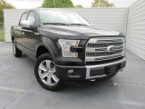 2015 Tuxedo Black Metallic Ford F150 Platinum SuperCrew 4x4 #102552472