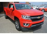2015 Chevrolet Colorado Z71 Extended Cab 4WD Data, Info and Specs