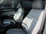2015 Ingot Silver Metallic Ford Fusion S #102584573