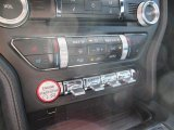 2015 Ford Mustang GT Premium Convertible Controls