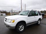 2001 Oxford White Ford Explorer Sport 4x4 #102584778