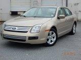 2008 Dune Pearl Metallic Ford Fusion SE V6 #102585001