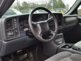2002 Chevrolet Silverado 1500 Interiors