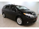 2011 Black Toyota Sienna Limited AWD #102584913
