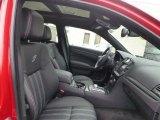 2015 Chrysler 300 S AWD Black Interior