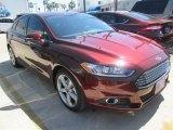 2015 Bronze Fire Metallic Ford Fusion SE #102584590