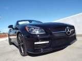 2015 Mercedes-Benz SLK Black