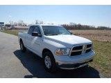 2011 Bright White Dodge Ram 1500 SLT Quad Cab 4x4 #102637531