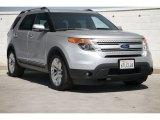 2011 Ingot Silver Metallic Ford Explorer Limited #102644448