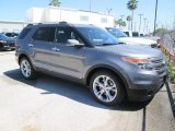 2014 Sterling Gray Ford Explorer Limited #102644410
