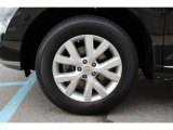 Nissan Murano 2011 Wheels and Tires