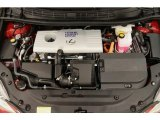 Lexus CT Engines