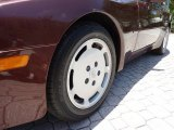 Porsche 944 Wheels and Tires