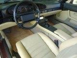 Porsche 944 Interiors