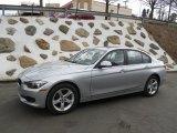 2015 Glacier Silver Metallic BMW 3 Series 320i xDrive Sedan #102665405