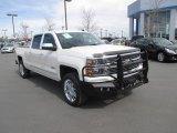 2014 White Diamond Tricoat Chevrolet Silverado 1500 High Country Crew Cab 4x4 #102665340