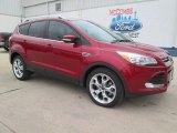 2015 Ruby Red Metallic Ford Escape Titanium #102665027