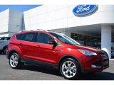 2015 Ruby Red Metallic Ford Escape Titanium 4WD #102665188