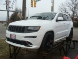 2014 Bright White Jeep Grand Cherokee SRT 4x4 #102665093