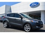 2015 Magnetic Metallic Ford Escape Titanium #102665183