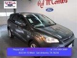 2015 Magnetic Metallic Ford Escape SE #102665022