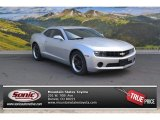 2012 Silver Ice Metallic Chevrolet Camaro LS Coupe #102664967