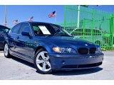 2004 Mystic Blue Metallic BMW 3 Series 330i Sedan #102664954