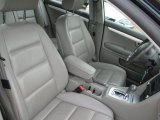 2007 Audi A4 Interiors