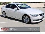 2012 Mineral White Metallic BMW 3 Series 328i Coupe #102692541
