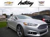 2013 Ingot Silver Metallic Ford Fusion Titanium AWD #102692726
