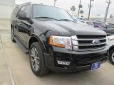 2015 Tuxedo Black Metallic Ford Expedition EL XLT #102692321