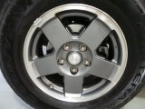 Jeep Commander Wheels and Tires
