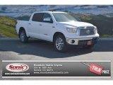 2013 Super White Toyota Tundra Platinum CrewMax 4x4 #102692259