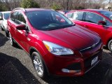 2015 Ruby Red Metallic Ford Escape SE 4WD #102730058