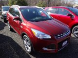 2015 Sunset Metallic Ford Escape Titanium 4WD #102730057