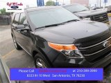 2014 Tuxedo Black Ford Explorer Limited #102729693