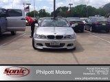 2004 Titanium Silver Metallic BMW 3 Series 330i Convertible #102729906
