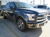 2015 Blue Jeans Metallic Ford F150 King Ranch SuperCrew #102729682