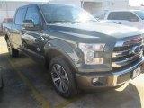 2015 Guard Metallic Ford F150 King Ranch SuperCrew #102729681