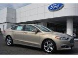 2015 Tectonic Silver Metallic Ford Fusion SE #102729830