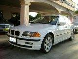 2000 Alpine White BMW 3 Series 323i Sedan #1020741